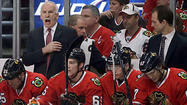 The winning goal in Game 1 of the Blackhawks' first-round series against the Wild was a thing of hockey beauty.