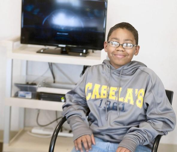 Zachi Telesha, a Trexler Middle School student, died of osteosarcoma bone cancer on Monday.