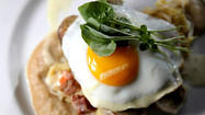 Mother's Day is a little more than a week away, so if you haven't made brunch/dinner plans, it's time to get cracking. Here are a few suggestions to get you started.