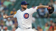 Former Cubs pitcher <strong>Andrew Cashner</strong> was supposed to be the featured performer Wednesday night at Wrigley Field, starting against his former team for the first time.