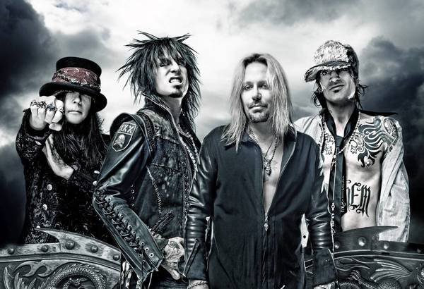 Motley Crue plays the Sands May 20 and 21 in the centerpiece concerts of the venue's first birthday celebration.