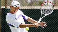 Photo Gallery: Pacific League boys tennis finals