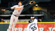 SEATTLE –  After winning three of four in Oakland to begin their season-longest 11-game road trip, the Orioles headed to Seattle looking to capture another series and, perhaps, guarantee a winning West Coast jaunt without yet stepping foot in Southern California.