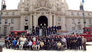 Photo Gallery: Pasadena Fire Department's 125th anniversary commemoration