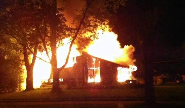 After fire swept Giacomo Ruggirello's Highland Park home, his body was found.