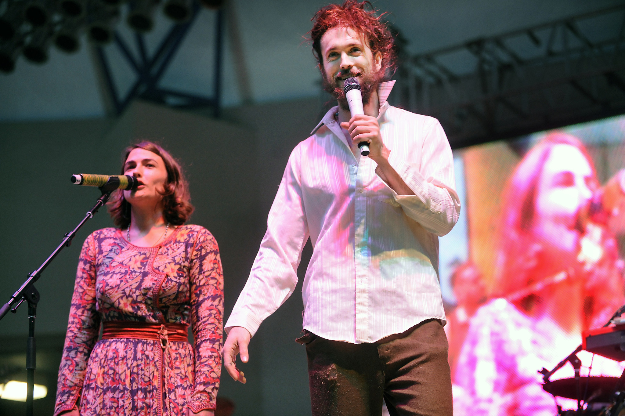 SunFest Music Festival - Edward Sharpe and the Magnetic Zeros