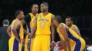 Veteran forward Antawn Jamison agreed to come to the Lakers in the off-season, signing a one-year deal at the minimum ($1.35 million). At the time, he believed the Lakers would give him a shot at an NBA championship.