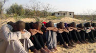 Desperate migrants meet with misery in Egypt's Sinai Peninsula