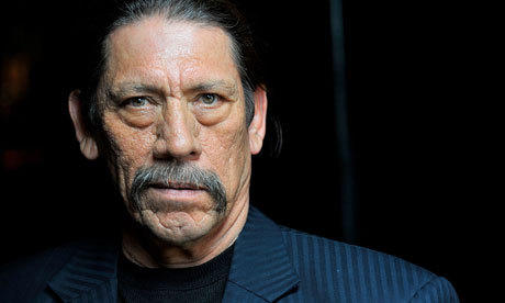 Danny Trejo is an American actor of Mexican descent.  He is known for playing the tough guy in movies.  Some of his most notable films include Heat, Con Air and Machete.
