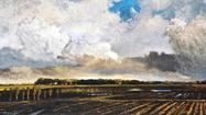 """Horizons: New Work by Robert Reynolds"" will be at Reynolds Fine Art, 96 Orange St. in New Haven, from Friday, May 3, when it opens with a reception from 5 to 8 p.m., to Tuesday, June 4."