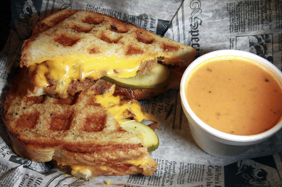 nyc grilled cheese
