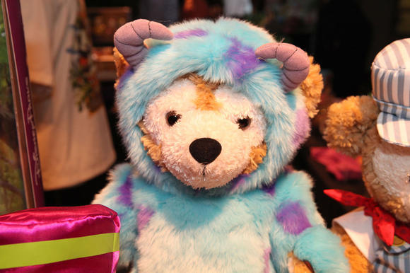 Duffy the Disney Bear Sulley