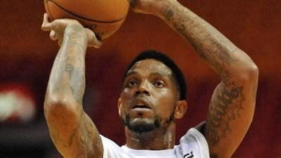 Udonis Haslem's best shot making a difference for Heat