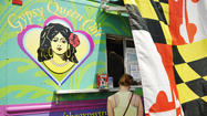 There are three food truck rallies this weekend.