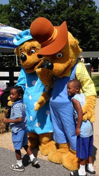 "This year's Children's Festival of Friends in Newport News focuses on ""Storybook Friends."" Kids will be able to meet their favorite storytime characters, take part in hundreds of hands-on activities, enjoy rides and pet farm animals. The festival takes place on Saturday, May 4."