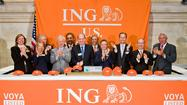 ING IPO At NY Stock Exchange