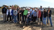Lincolnway Special Recreation Association Breaks Ground