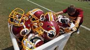 "David Grosso, a District of Columbia councilman, said Wednesday he plans to introduce a resolution that would call on the Washington Redskins to change their nickname, which he says is ""racist and derogatory."""