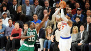 New York Knicks vs. Boston Celtics