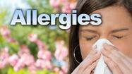 SPRINGFIELD, Mo. - Tree pollen season is in full swing in the Ozarks.