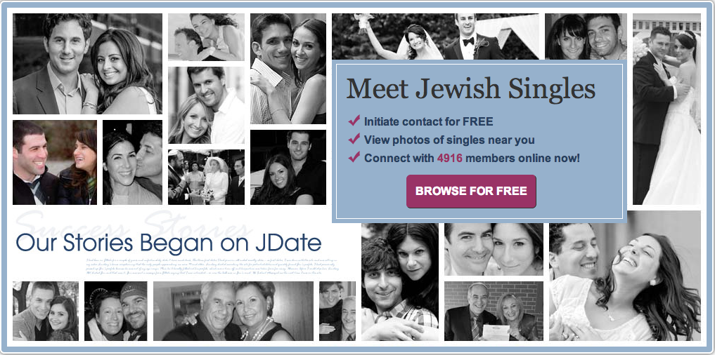 Free online dating sites for single jewish