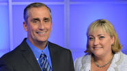 "Intel on Thursday <a href=""http://newsroom.intel.com/community/intel_newsroom/blog/2013/05/02/intel-board-elects-brian-krzanich-as-ceo"">announced Brian Krzanich has been selected</a> to be the company's sixth chief executive, taking the helm of one of Silicon Valley's most iconic companies at a time when the company is struggling to gain traction in mobile computing."