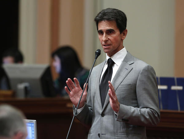 State Sen. Mark Leno is the author of a bill allowing possession of heroin and other hard drugs to be charged as misdemeanors.