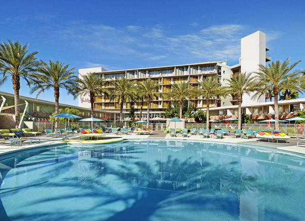 Hotel Valley Ho in downtown Scottsdale, Ariz., is holding a one-day sale on room prices Monday.