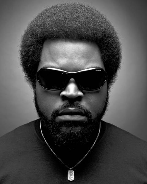 Rapper/actor Ice Cube