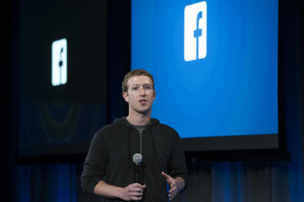 Mark Zuckerberg, chief executive of Facebook Inc., speaks at an event last month in Menlo Park, Calif. Legislation passed by the state Senate would require social networking firms to remove personal information about minors at the request of their parents.