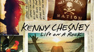 Album review: Tone deaf moments mar Kenny Chesney's 'Life on a Rock'