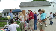 "Sunday, May 5, 12:30 to 5 p.m., will be the 10th annual Green Earth Fair at the Green Earth Institute, located at the McDonald Farm, 10S404 Knoch Knolls Rd., Naperville. ""Be Green in '13"" is the theme—learn about earth-friendly practices for our daily lives in our homes, yards, and gardens. There will be speakers, exhibits, and demonstrations as well as children's activities, music, food, and tours of the farm. Organic vegetable seedlings, native landscaping plants, and rain barrels will be available for purchase. The event is open to the public, free of charge ($5 donation requested for parking). Information at GreenEarthInstitute.org."