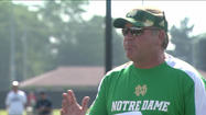 Notre Dame's Kelly: All eyes on Cowboys Stadium