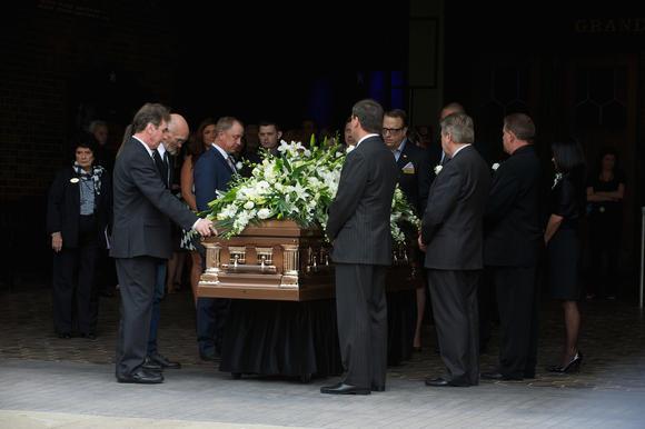 George Jones funeral service