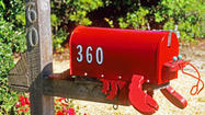 <b>Photos</b>: Quaint mailboxes coast to coast