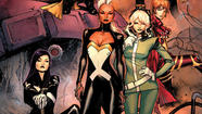 Marvel NOW! X-Men #1 FIRST LOOK [SUPER-SIZED GALLERY]