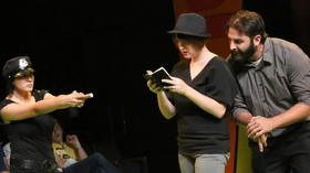 Orlando Fringe review: 'The 39 Steps'