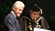 Bill Clinton at UCF