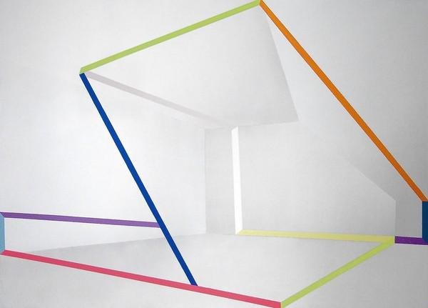 """Ira Svobodova's """"The Secret of White Space"""" will be on display at CES Contemporary."""