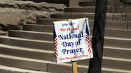 PHOTOS: See more from Thursday's National Day of Prayer ceremony