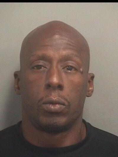 Richard O. Johnson, faces charges in connection with the burglary of a home in March in unincorporated Lantana, according to the Palm County Sheriff's Office