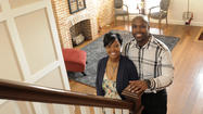 No longer vacant, Baltimore home is where couple's heart is