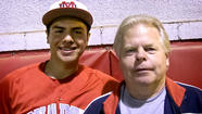 A long and winding road for Mater Dei's Aaron Cross and family