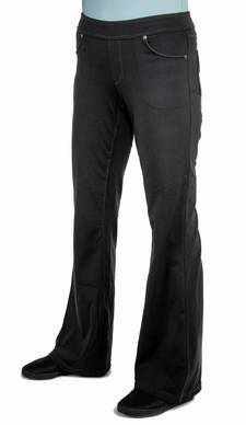 The clear winner. The jeans-style pockets with rivets give them a streetwear feel, but these pull-ons are stretchy enough for exercise. Love the fit. True to size. I'm tempted to buy another pair — if they ever go on sale.<br><br> <b>Rating:</b> 4 1/2 stars (out of 5)<br><br> <b>Details:</b> $79, athleta.com