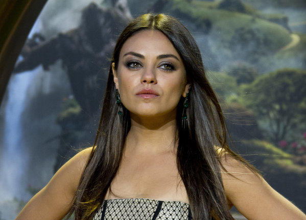 Mila Kunis: FHM's sexiest woman in the world.
