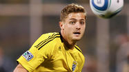 Robbie Rogers has taken tentative steps toward re-starting his soccer career but a decision on if and where is still in play.