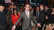 Afp Getty Robert Downey Jr  Rings The Nyse Opening Bell3