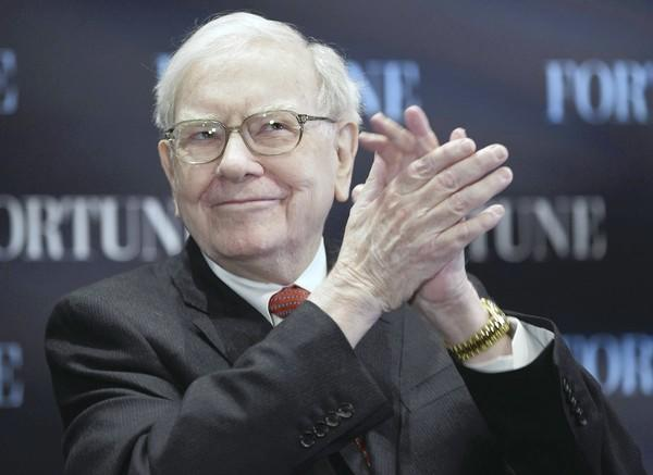 "Warren Buffett, the 82-year-old chief executive of Berkshire Hathaway, has started a Twitter account. His first tweet: ""Warren is in the house."""