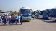 Tour groups