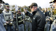 Bryant's men's lacrosse team is one step closer to winning the Northeast Conference's first automatic qualifier to the NCAA tournament after knocking off Sacred Heart, 11-9, on Thursday in Providence, R.I.